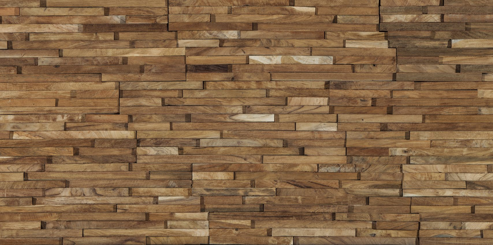 Very Impressive portraiture of  Design / Reclaimed Wood / HRC2026 VERTICAL Solid Teak Cladding Panel with #8A6641 color and 1707x850 pixels