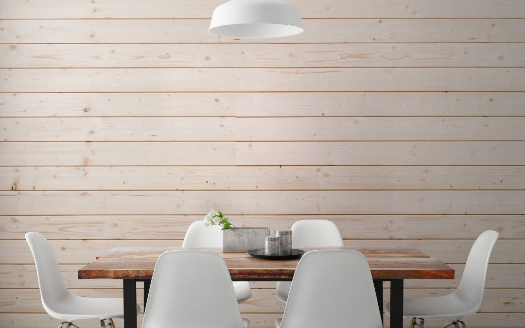 10 Key Features Of Scandinavian Interior Design // Wood -- Whether it's on  the
