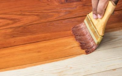 Should I use lacquer or hardwax oil to protect my timber Wall cladding?