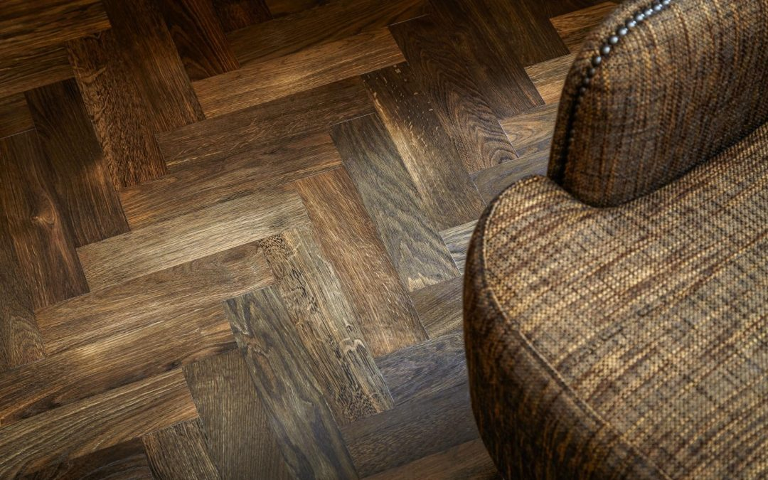 GOLD LEAF: a game changer for Solid Oak Flooring