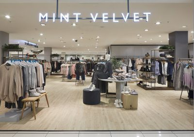 Mint Velvet, House of Fraser, London