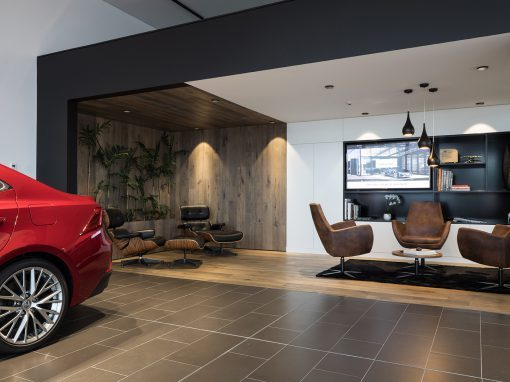 Lexus Showroom, Hamilton