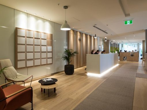 Regus Christchurch, Awly Building