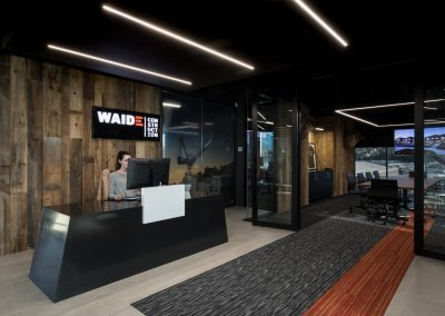 Waide Construction Offices