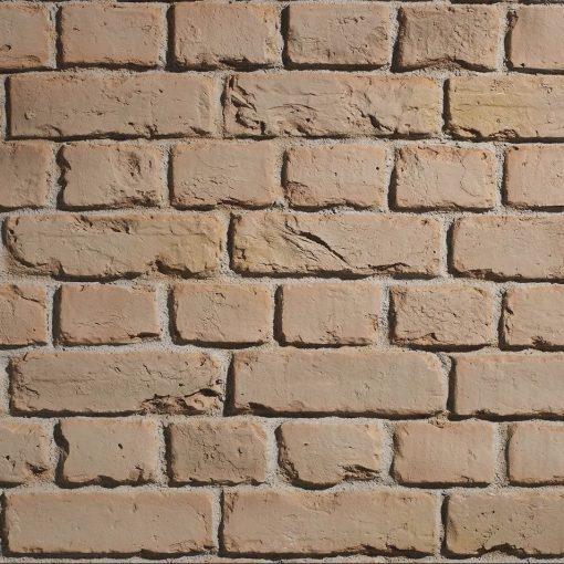 Urban Natural Clay Brick Panel