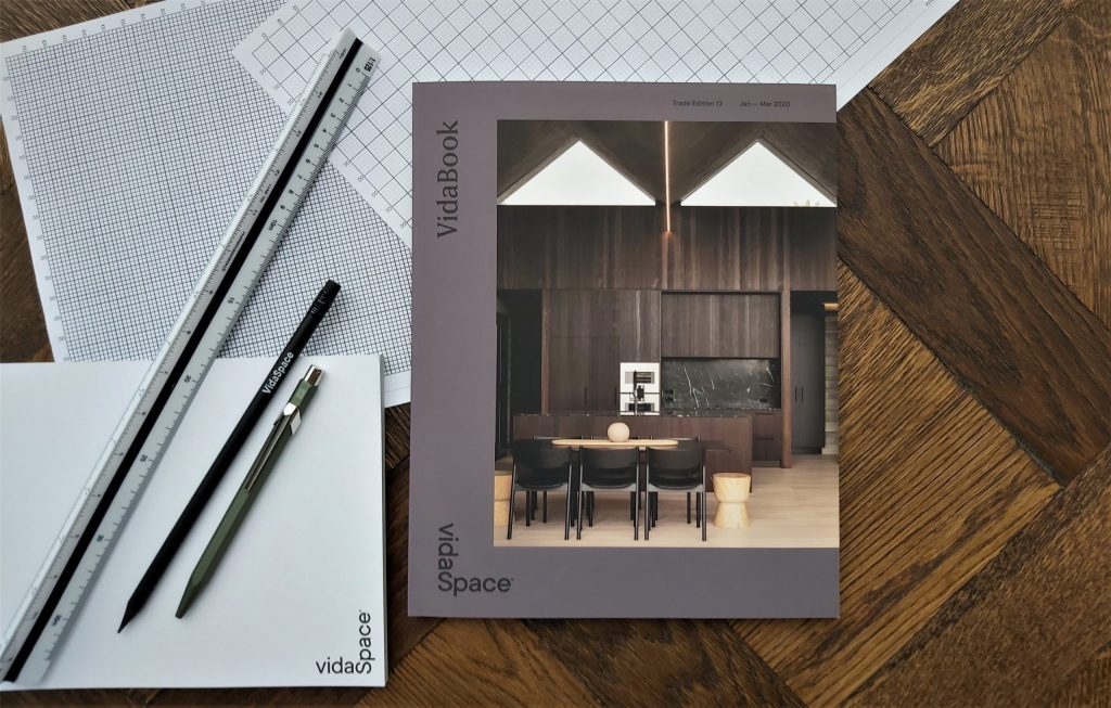 VidaSpace Product Catalogue for floors and walls